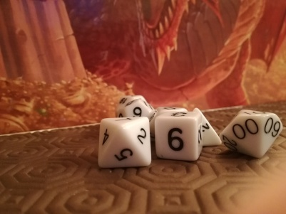 D&D and Dice