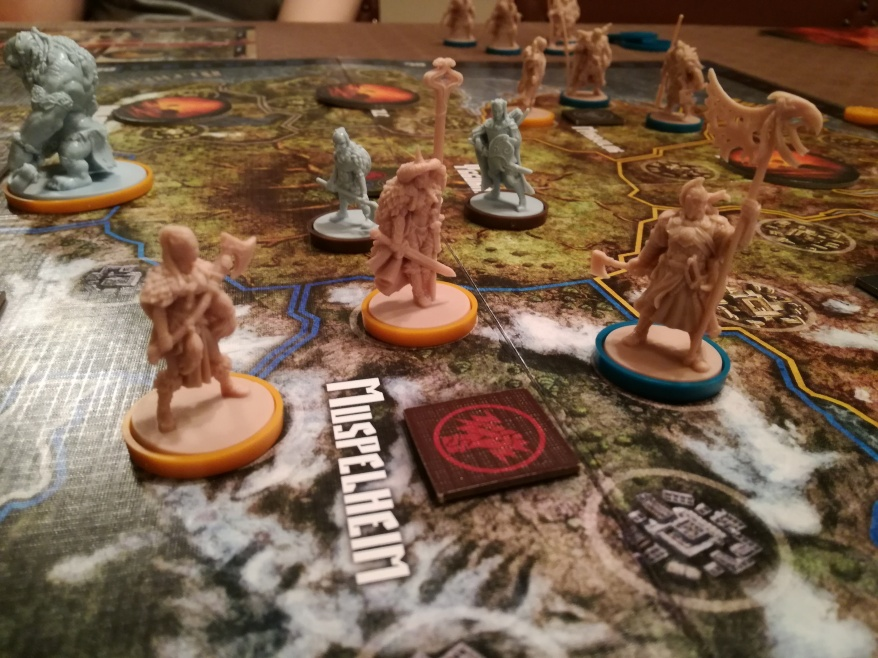 Showdown in Blood Rage