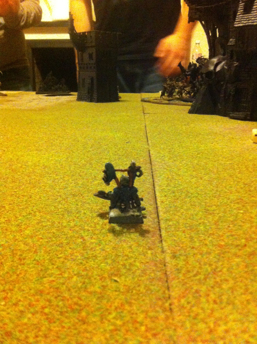 Night Goblin Warlord