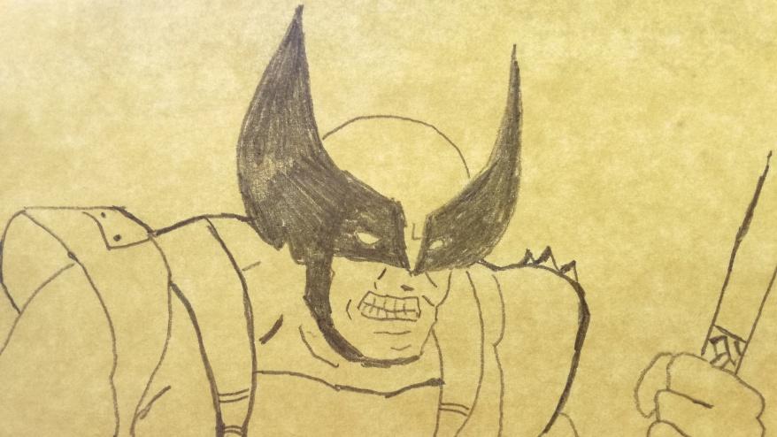Fighter Wolverine