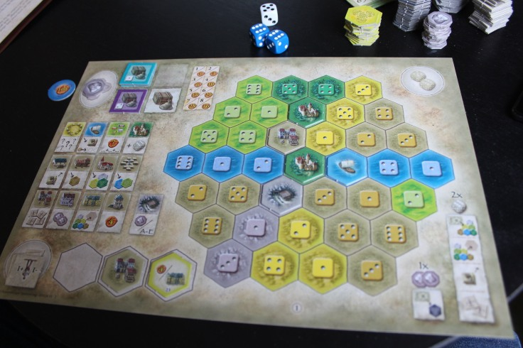 Early Player Mat