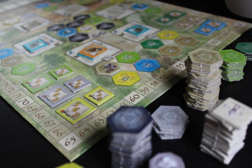 Castles Board