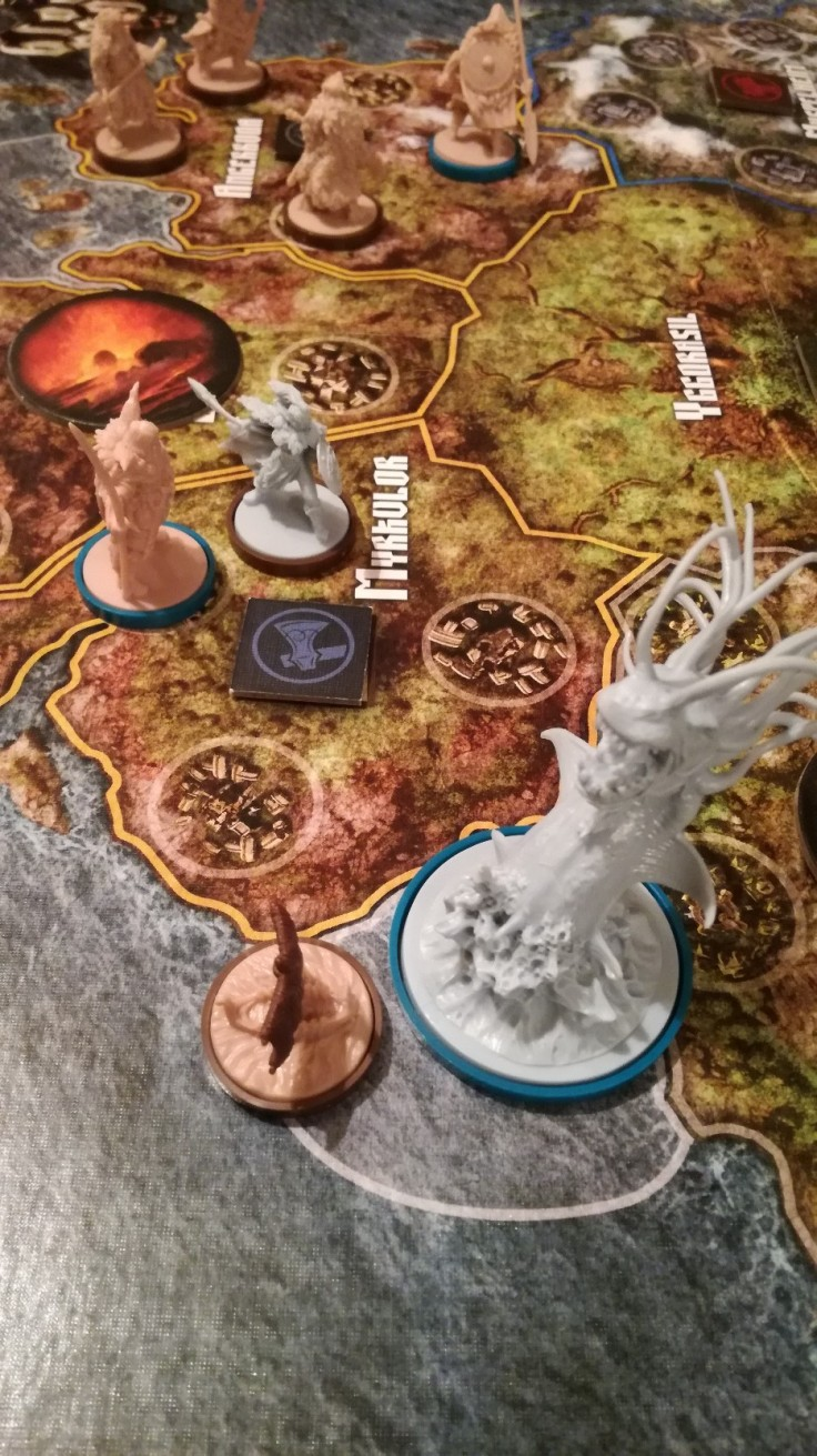 Blood Rage - Sea Serpent 5