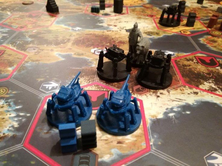 Scythe strategy