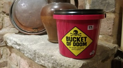 Bucket of Doom Review