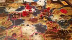 Scythe Board Game Strategy