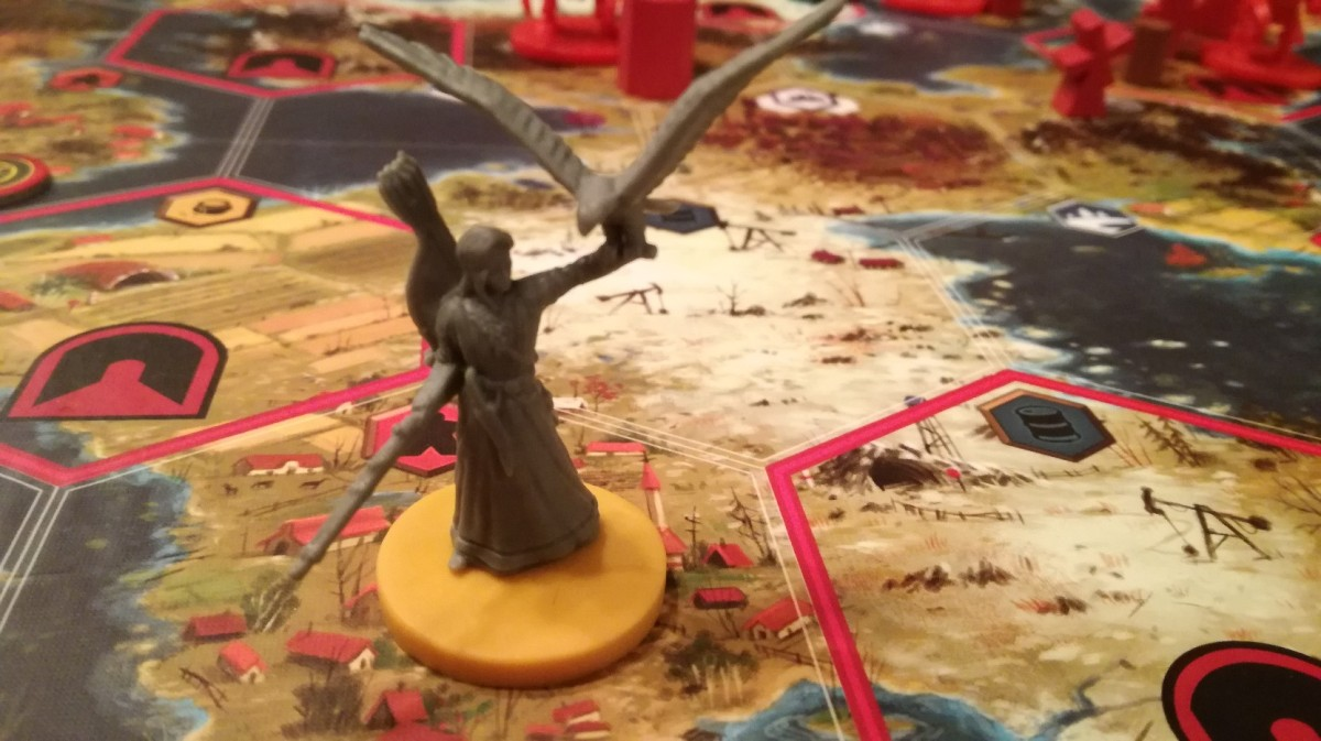 Scythe Board Game Strategy: The Crimean Khanate