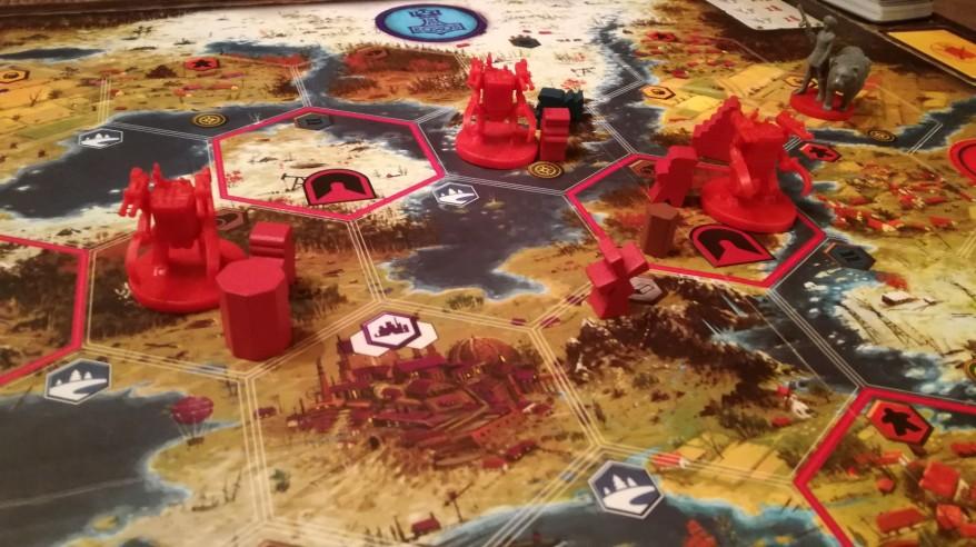 Rusviet Scythe Strategy