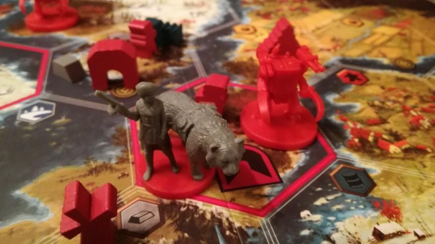 Scythe Strategy - Rusviet Union