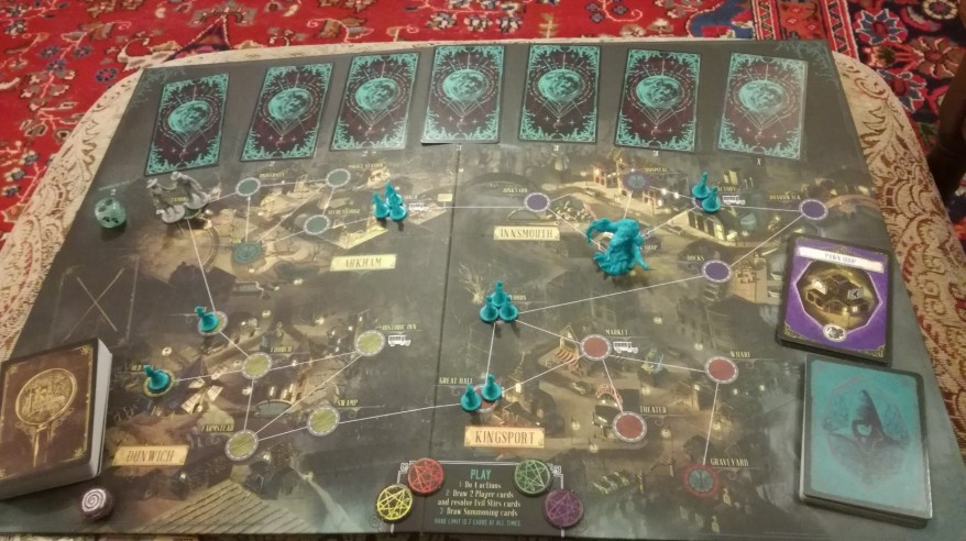 The Cthulhu Board Game - Pandemic: Reign of Cthulhu