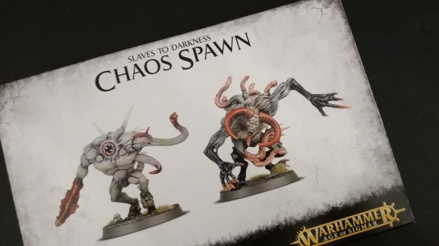 Box for the Chaos Spawn