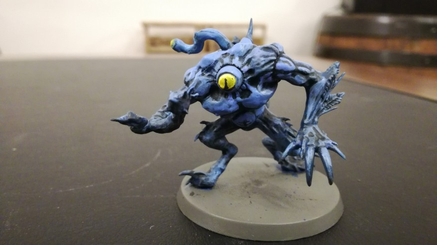 Undercoats for the Chaos Spawn of Teentch