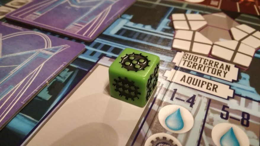 Euphoria review - worker dice