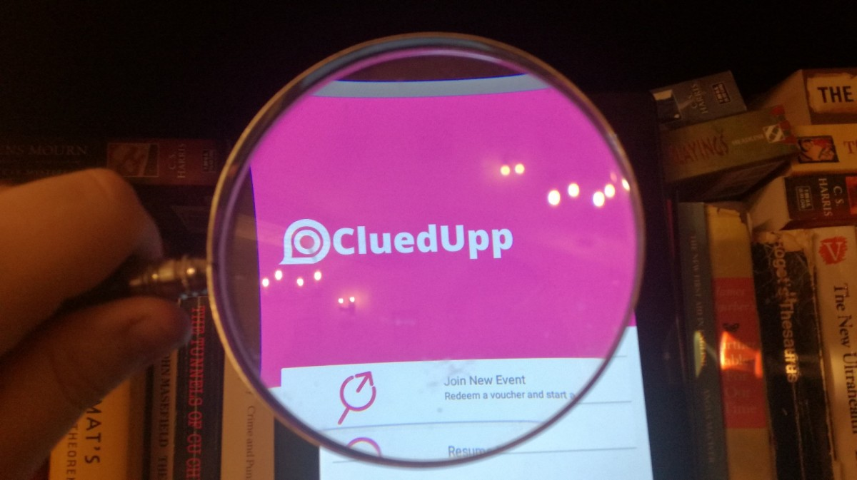 CluedUpp Review - Manhunt Murder Mystery Game