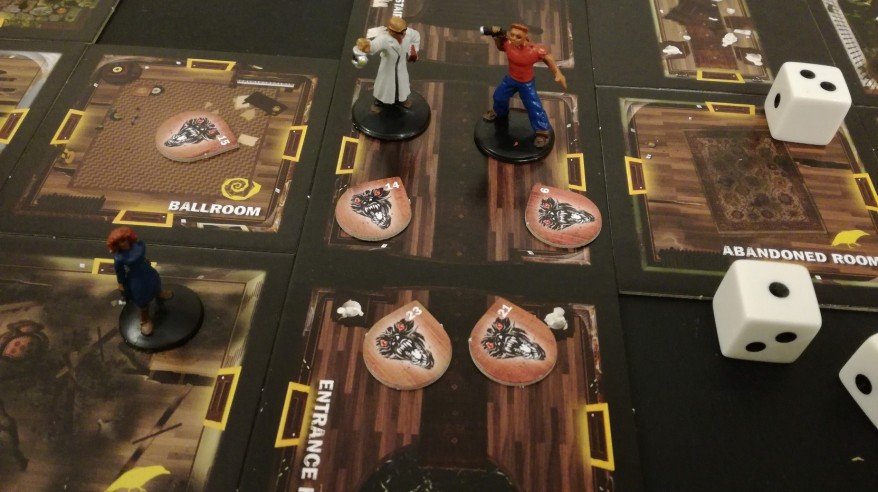 Is Betrayal at House on the Hill a good game - trouble
