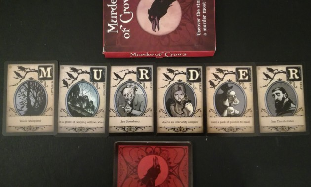 Murder of Crows review