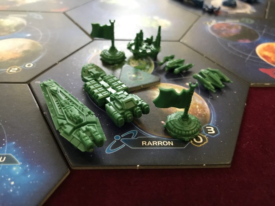 Twilight Imperium First Impressions