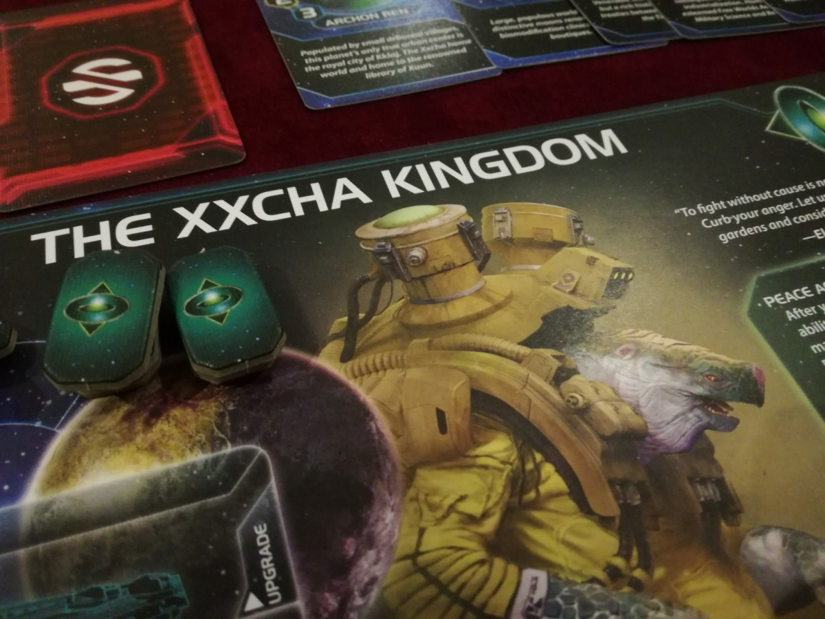 Twilight Imperium Strategy: The Xxcha Kingdom
