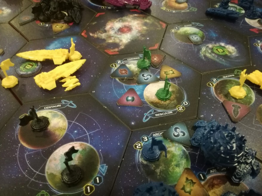 Twilight Imperium Strategy: Ground Units
