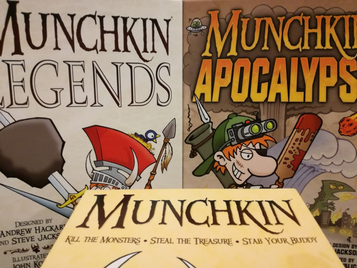 Which is the Best Version of Munchkin?