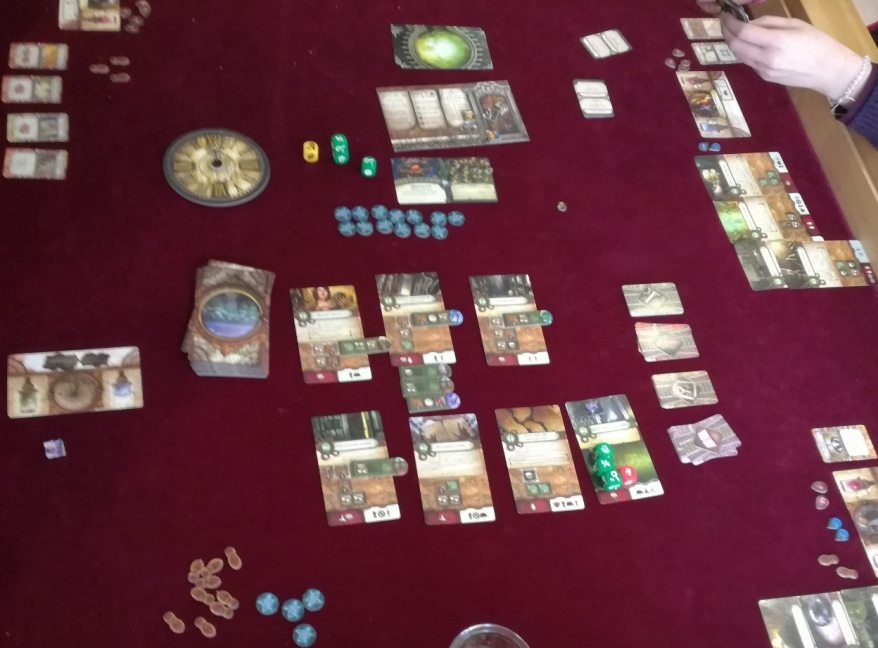 The Cthulhu Board Game - Elder Sign
