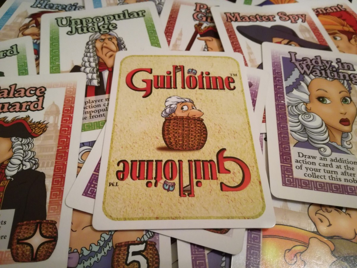 Speed Review: Guillotine