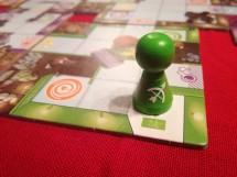 Magic Maze review - the archer at the archer exit.