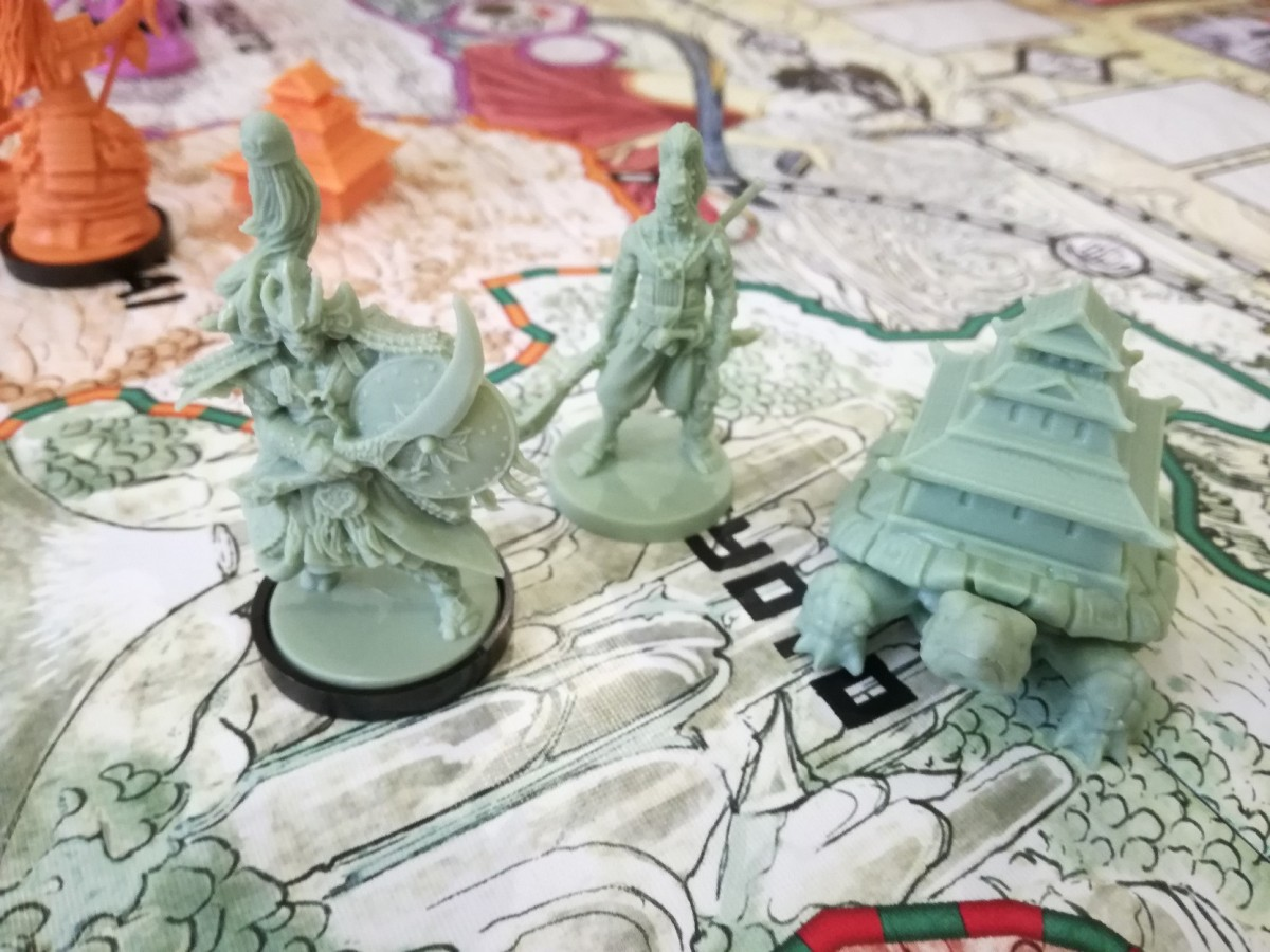Rising Sun Strategy: Turtle Clan