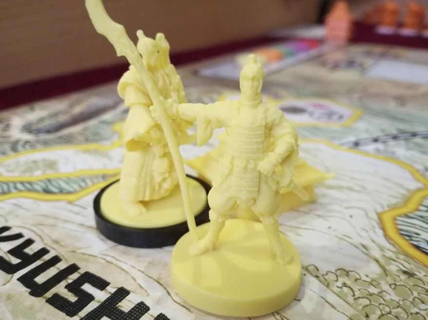 Rising Sun Review: Bonsai Clan Bushi