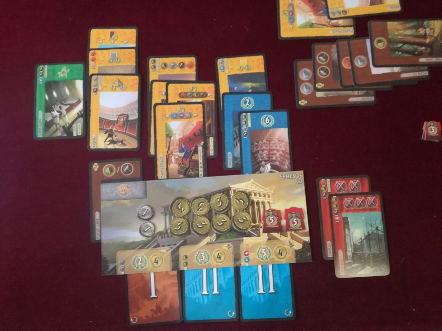 7 Wonders Review: The Library of Celsus in Ephesus