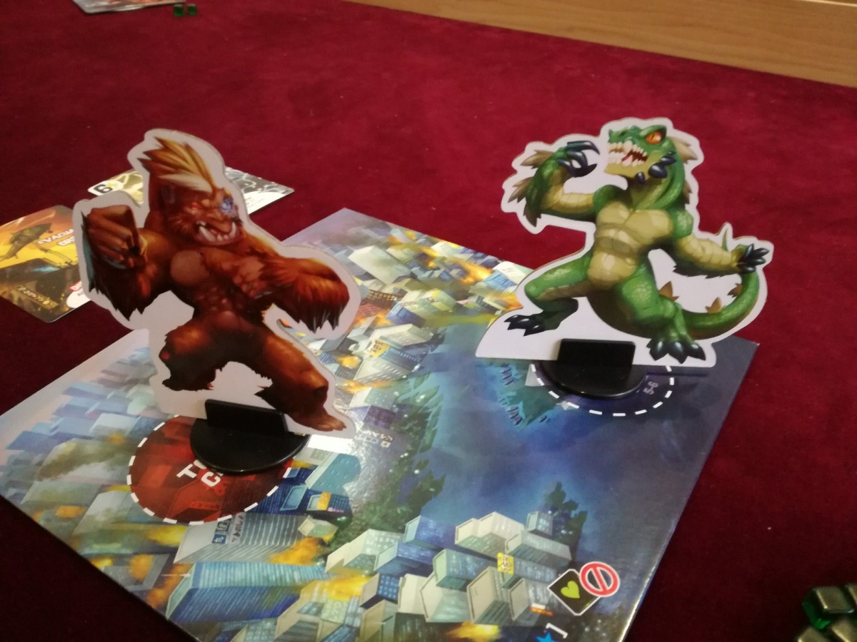 King of Tokyo: Math, Mayhem, and Blown Minds – Start Your Meeples image