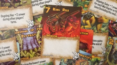 Smash Up Dinosaurs Strategy: Hints and Tips