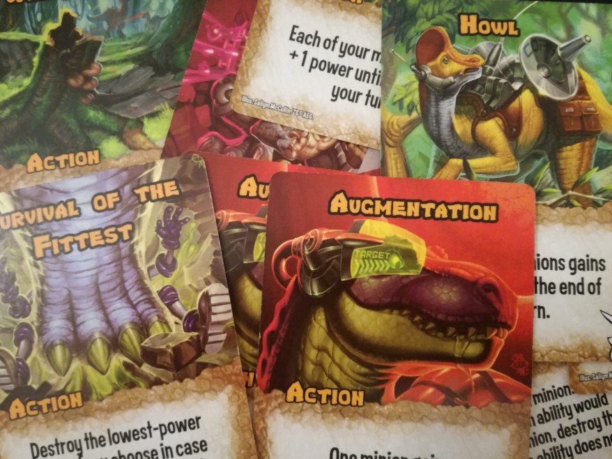 Dinosaur Actions Strategy Hints and Tips