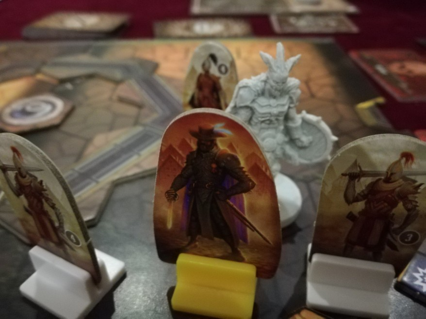 Gloomhaven Brute Strategy: The Brute is great for taking down bosses