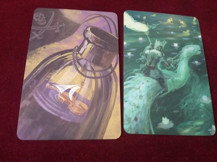 Mysterium cards