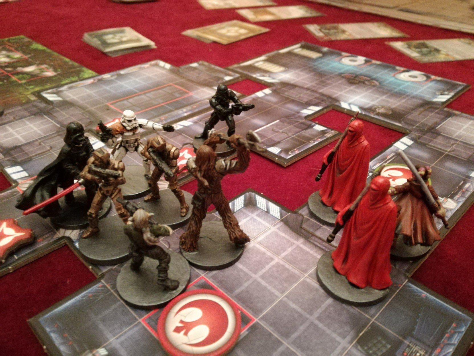 Games like Gloomhaven - Star Wars: Imperial Assault