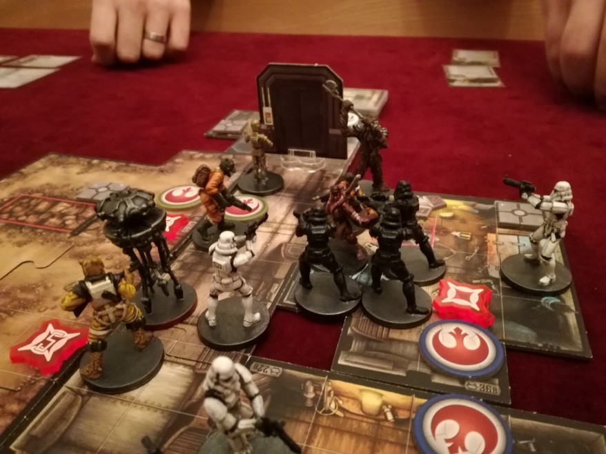 What is know in Imperial Assault as