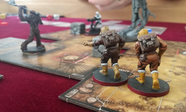 What is Star Wars: Imperial Assault like?