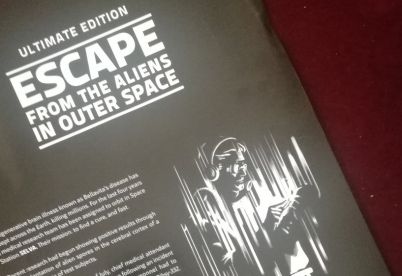 Escape from the Aliens in Outer Space - Human Strategy