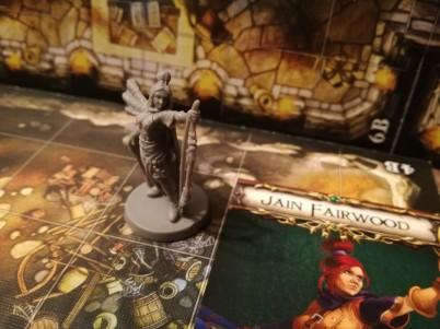 Descent Characters: Jain Fairwood