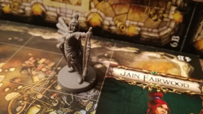 Descent Characters: Jain Fairwood