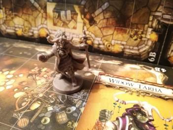 Descent Characters: Widow Tarha