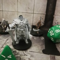 Ready-To-Play D&D Character - Thokk, The Half-Orc Paladin