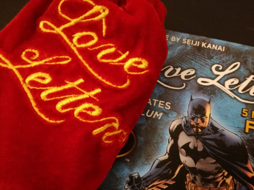 Which is the best version of Love Letter? Two version - Love Letter and Love Letter: Batman