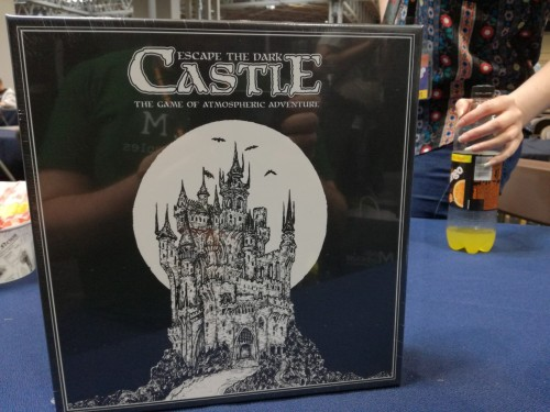 Behold - my reflection is trapped in the Dark Castle!