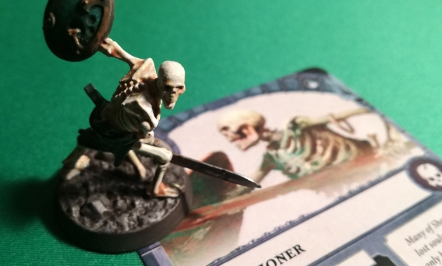 Painting the Petitioner - Painting Skeletons with Army Painter Paint