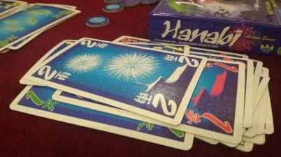 Hanabi Rules: A discard pile...da da daaaaaaa....