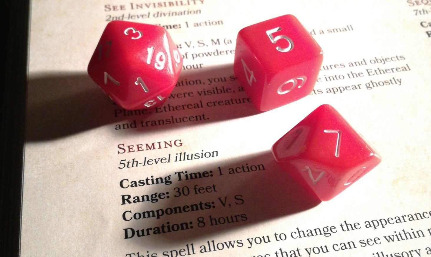The Truth About Illusionists in D&D – Start Your Meeples