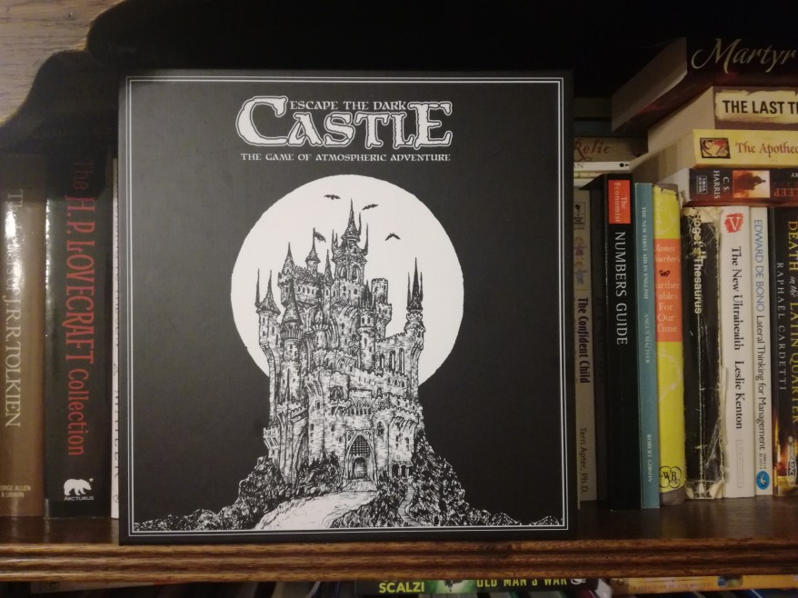 Escape the Dark Castle review