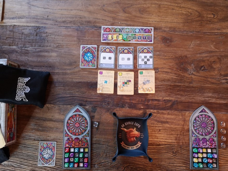 Sagrada Review